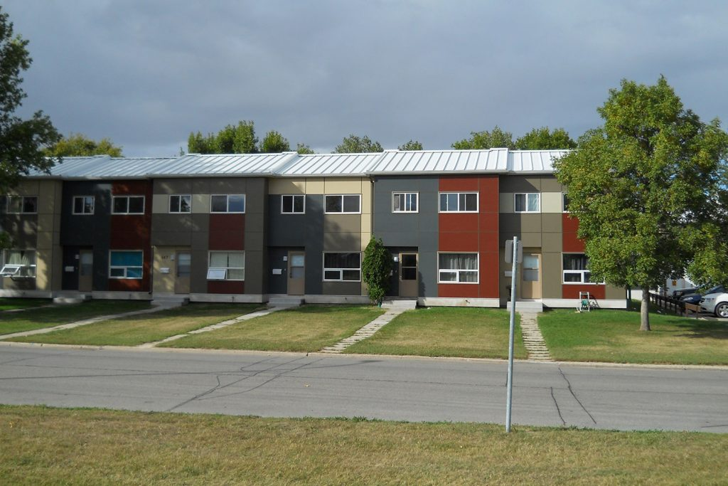 Lakeridge Townhouse Complex